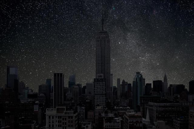 thierry-cohen-city-after-dark-new-york-empire-state-building