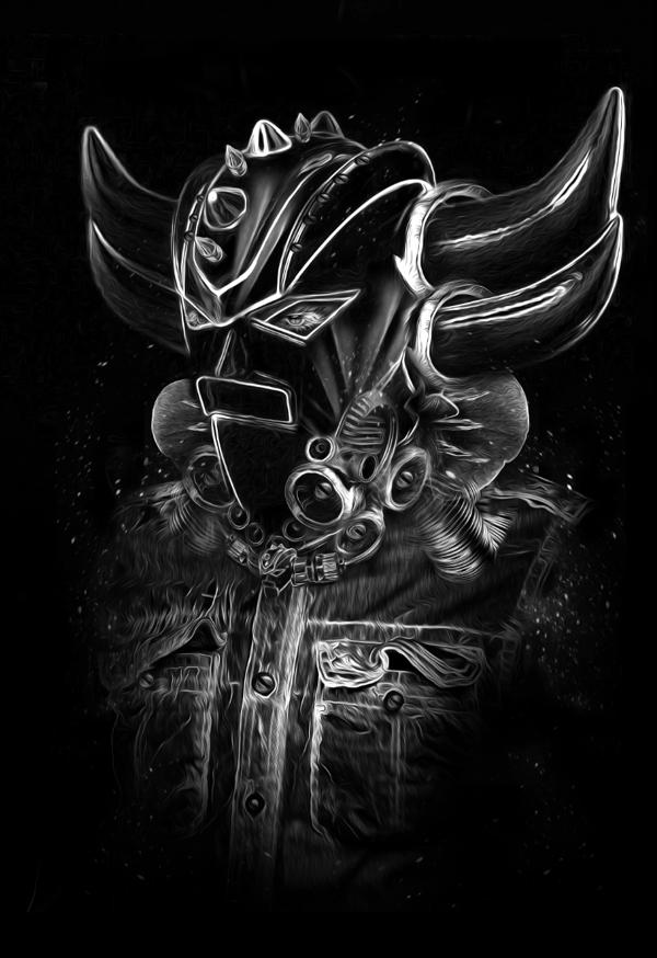 Nicolas-Obery-Fantasmagorik-Goldorak-