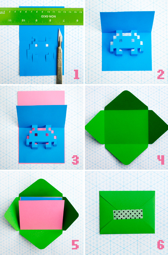 8-bit-pop-up-cards-collage