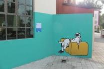 Mercedes de Garay - Zoe's commission
