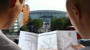FA150 Tube Map