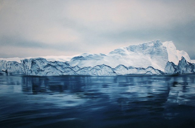 Pastel-Icebergs-by-Zaria-Forman-1-640x420