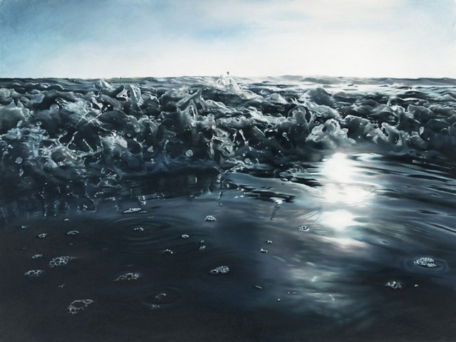 Pastel-Icebergs-by-Zaria-Forman-12-640x480