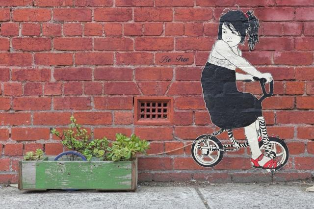 Street-Art-by-Be-Free-in-Melbourne-Austalia-1