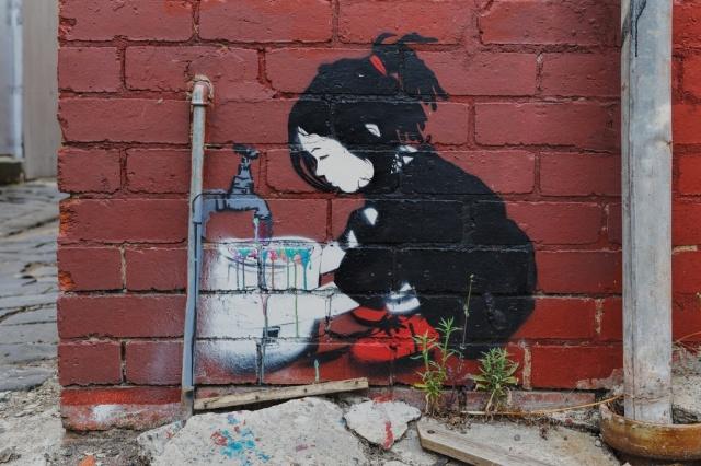 Street-Art-by-Be-Free-in-Melbourne-Austalia-4