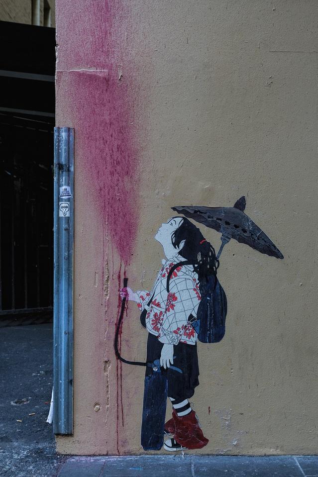 Street-Art-by-Be-Free-in-Melbourne-Austalia-5