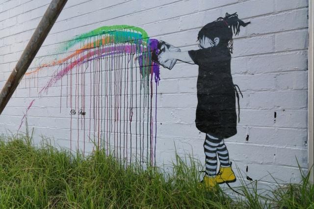 Street-Art-by-Be-Free-in-Melbourne-Austalia-6