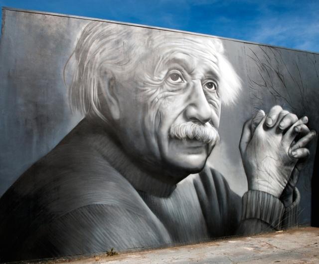 Graffiti-by-OD-in-Tauranga-New-Zealand-Albert-Einstein